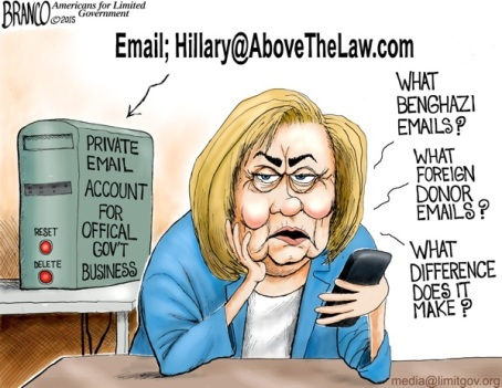 CLINTON email AbovetheLaw