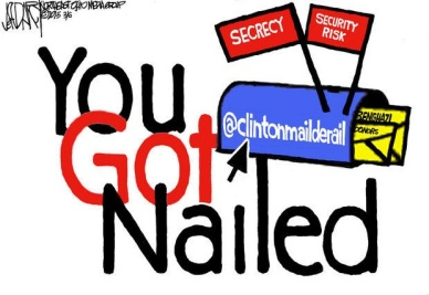 CLINTON email You got nailed