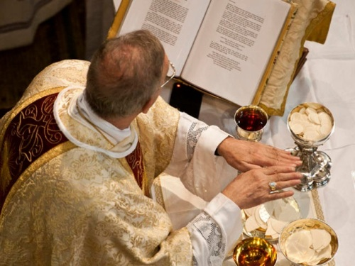 Eucharist - Consecration