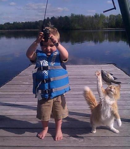 *fishing