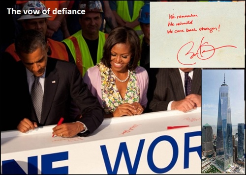 Obama signs WT spire