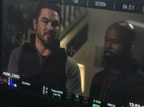 2015_09 28 Gosnell Movie Dean Cain and Alfonzo Rachel