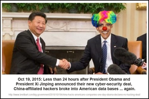 2015_10 19 China hack one day after Obama's deal