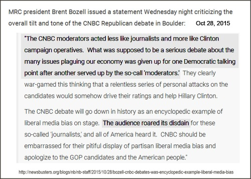 2015_10 28 Bozell on debate tilt