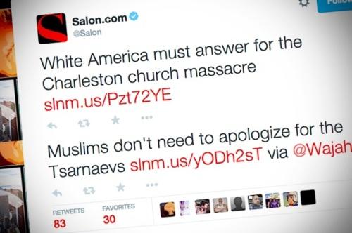 Salon tweets - Liberal Lunacy