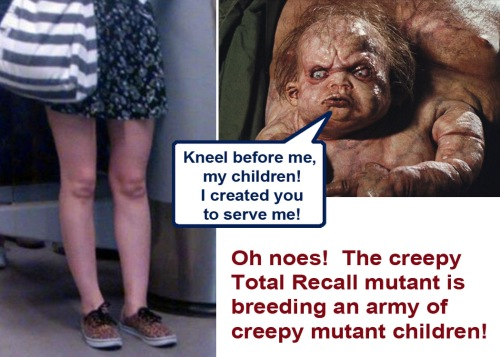 Total Recall mutant army