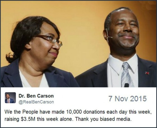 2015_11 07 Carson fundraising ty biased media