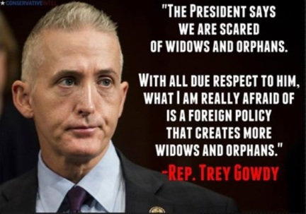 2015_11 19 Gowdy what I'm afraid of