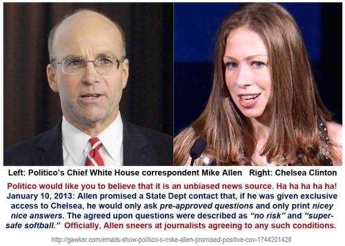 2015_11 24 Politico promises pos cover to Chelsea Clinton