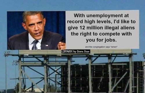 Illegals and Unemployment