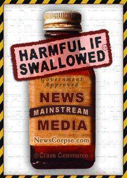 MSM harmful if swallowed