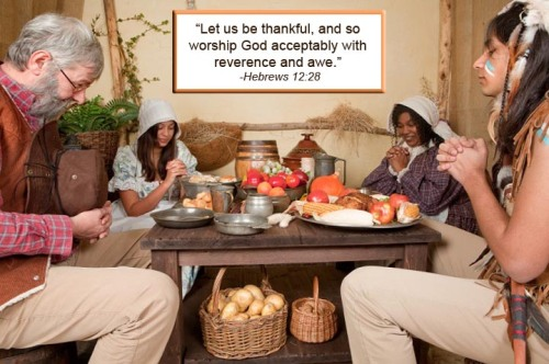 Prayer First Thanksgiving