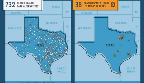 TX pp v women's health clinics