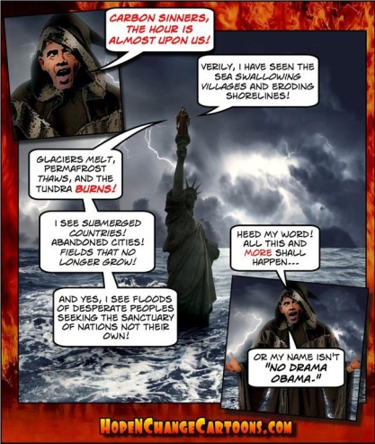 2015_12 02 Obama climate apocalypse by HopenChange
