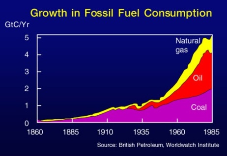 Fossil Fuel Consumption