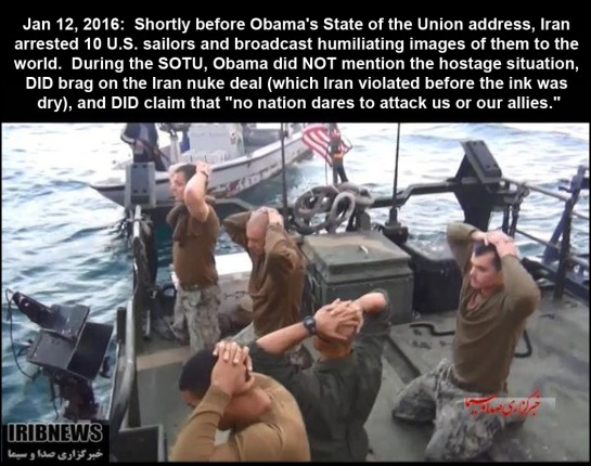 2016_01 12 Iran hostages Obama delusions