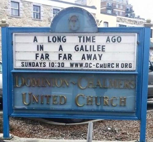 CHRISTMAS long ago in galilee far away