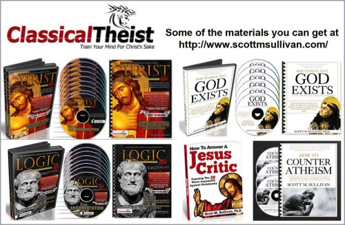 Classical Theist - some products