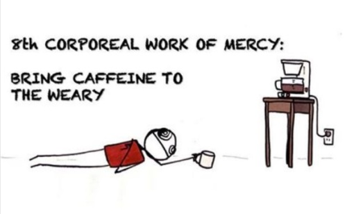COFFEE 8th corporal work