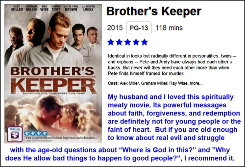 MOVIE Brother's Keeper