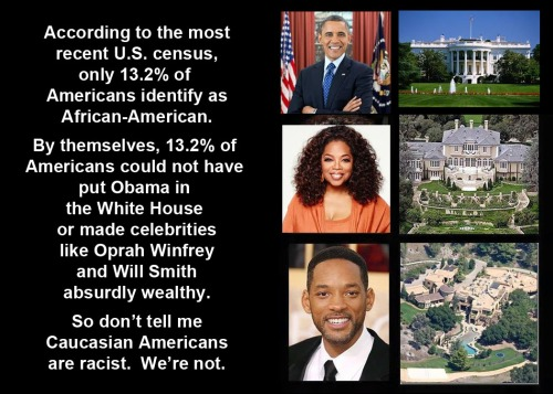 US is Not Racist