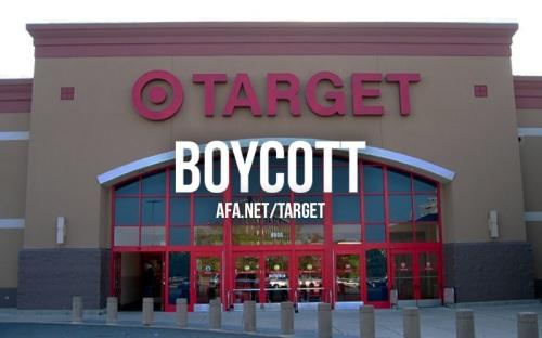 2016_04 25 Boycott Target