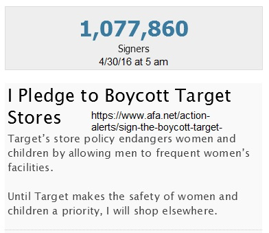 2016_04 30 Target boycott passes 1 million