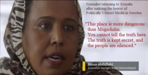 Amun Abdullahi - Sweden
