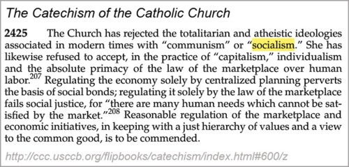 Catechism on Socialism