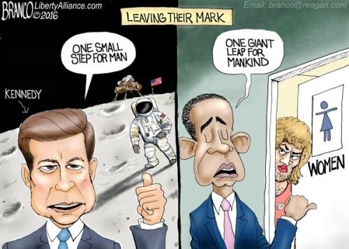 Kennedy v Obama legacy