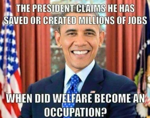 Obama welfare jobs