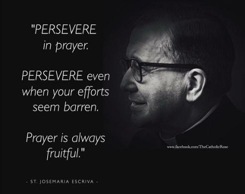 St Josemaria Escriba quote