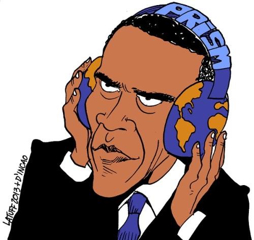 2013 Obama spying