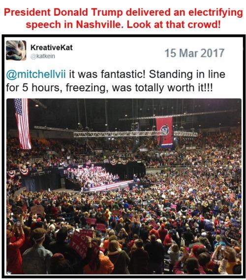 2017_03 15 Trump crowd in Nashville