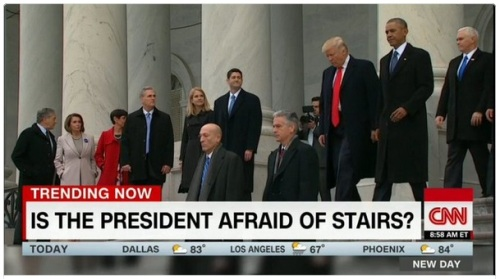 2017_03 22 CNN Is pres afraid of stairs
