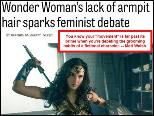 2017_03 23 Wonder Woman's arm pits