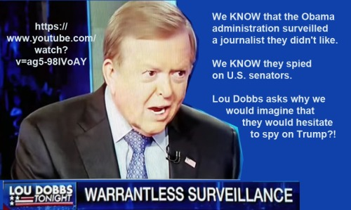 2017_03 Dobbs on Obama wiretap