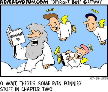 Atheism 101