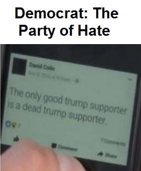 democrat-the-party-of-hate