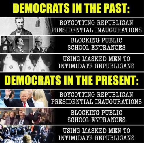 democrats-past-and-present