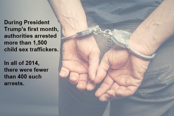 news trafficking arrests soar under trump joseph curl
