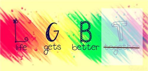 LGB not T