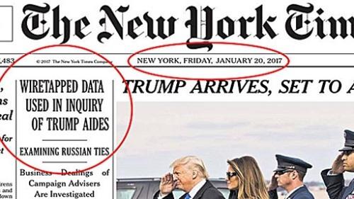 2017_01 20 NYT surveillance story