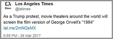 2017_03 28 NYT 1984 tweet