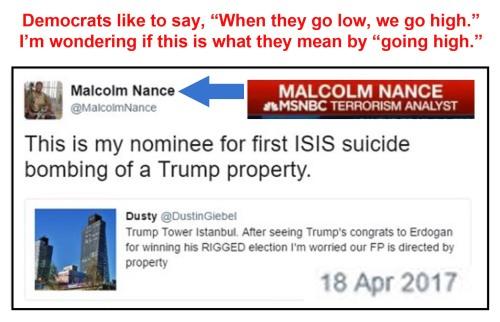 2017_04 18 MSNBC Trump Tower tweet