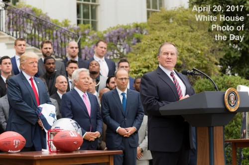 2017_04 20 Patriots Photo of the Day