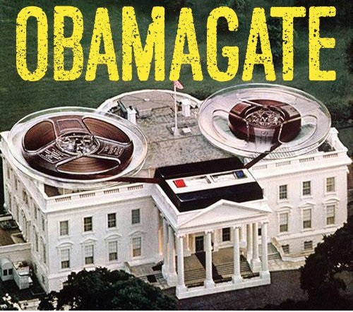 OBAMAGATE graphic