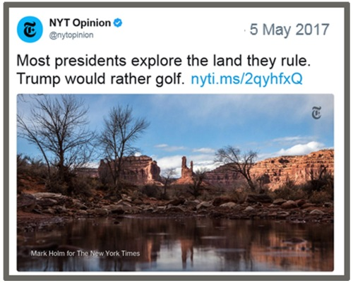 2017_05 05 NYT says presidents rule