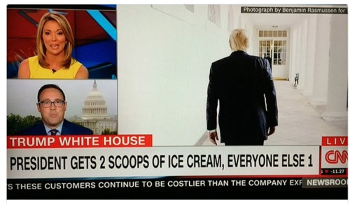 2017_05 11 CNN on Trump's ice cream