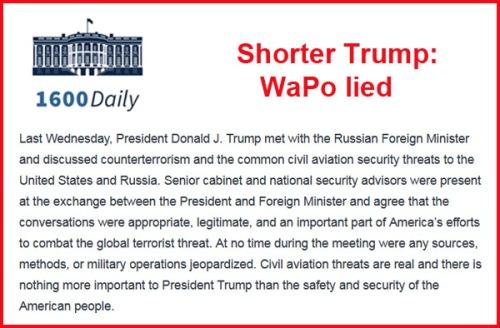 2017_05 17 Trump WaPo lied